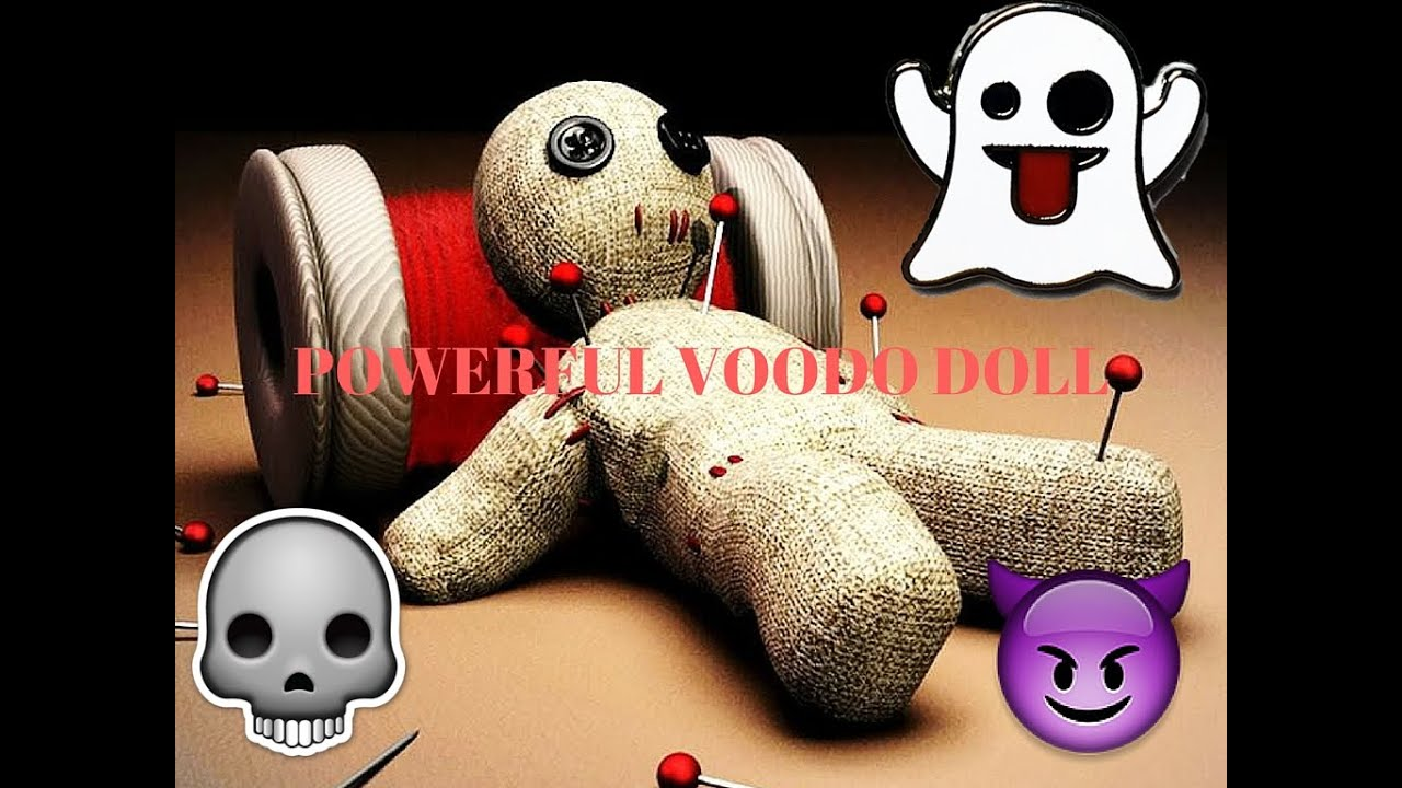 Voodoo Doll To Get Ex Back